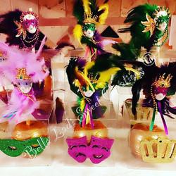 Mardi Gras Apples