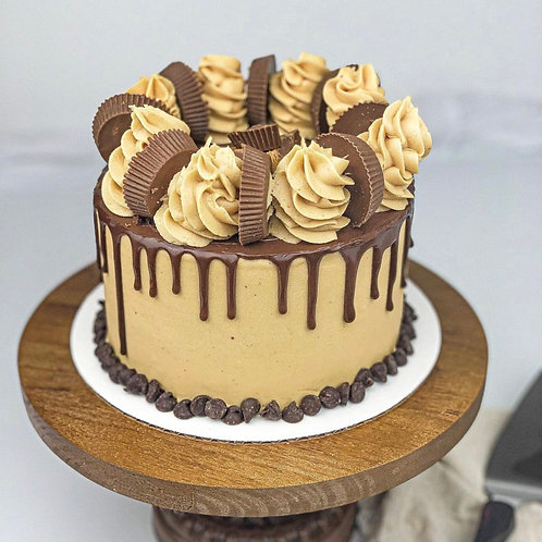 Reese's Cake 6in