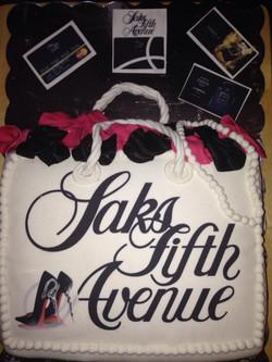 Saks Fifth Cake