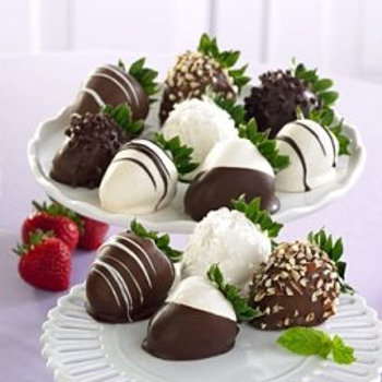 Chocolate Covered Strawberries dz