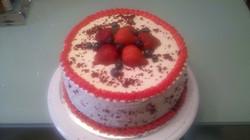 Custom Red Velvet Cake