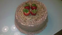 Custom German Chocolate Cake