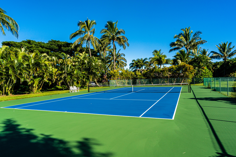 Exterior 12 - Tennis Court