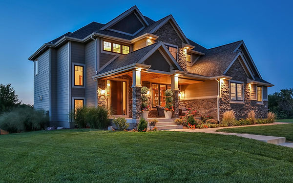 Berkey Home Builders Custom Home