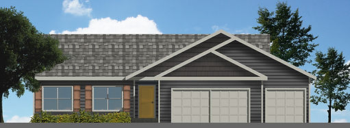 Berkey Home Builders Exterior Sierra Ranch New Home Construction Des Moines