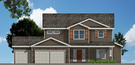 Berkey Home Builders Stratford 2 Story New Home Construction Des Moines