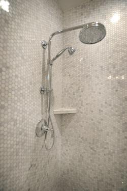 Guest Bath Shower Detail