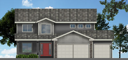 Berkey Home Builders Harper 2 Story New Home Construction Des Moines