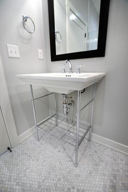Guest Bath Kohler Sink Detail