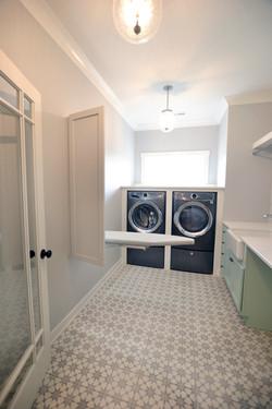 Laundry Iron-a-way