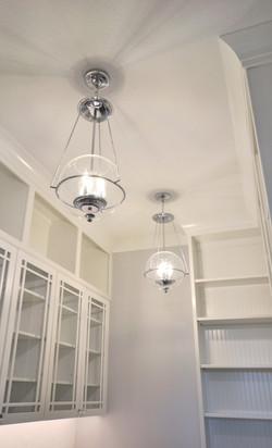 Pantry Lighting Detail