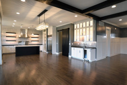 Kitchen, Dining, and Wet Bar