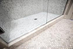 Guest Bath Tile Detail