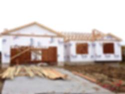 Berkey New Home Construction Framed House
