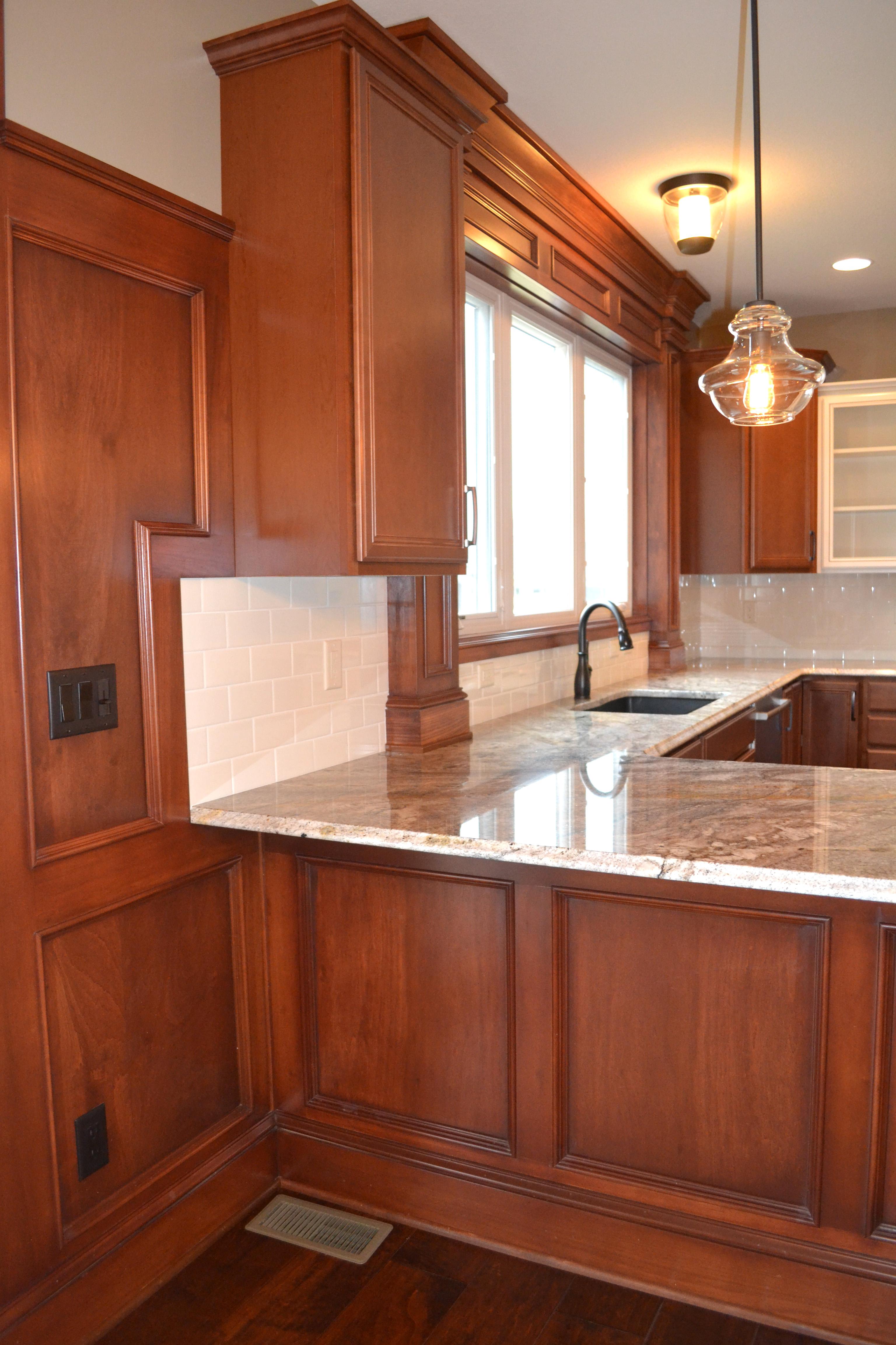 Berkey Home Builders Custom Home