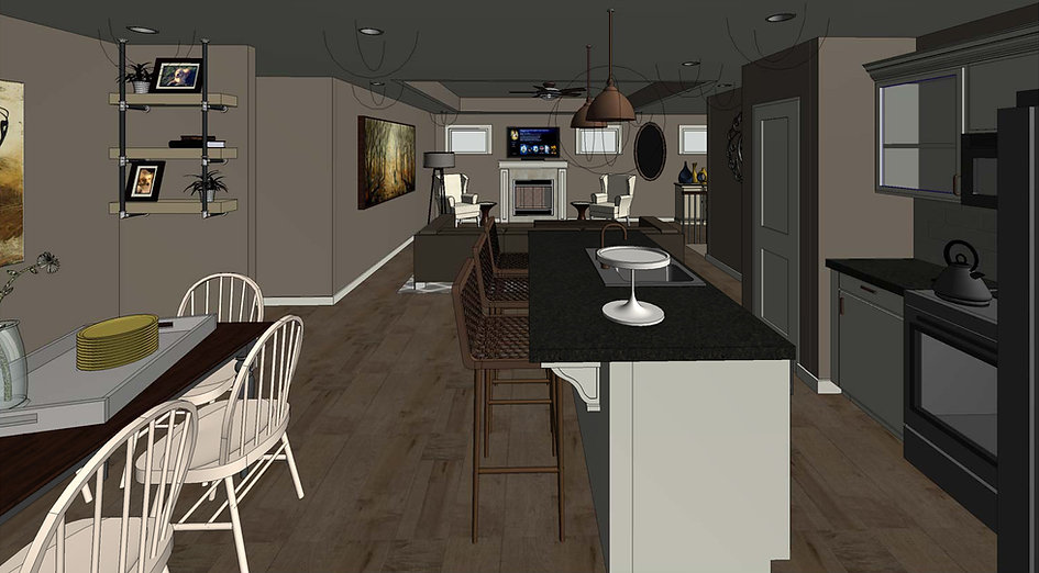 Berkey Home Builders Design Services and Plan Drawings