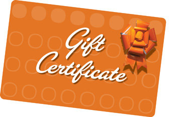 1.5 Hour Massage Gift Certificate