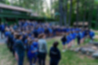 Arcadia opening ceremony