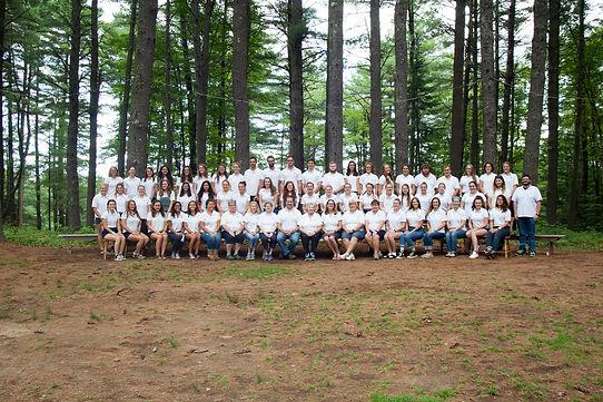Camp Arcadia Staff