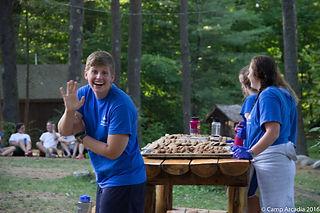 Camp Arcadia Snack