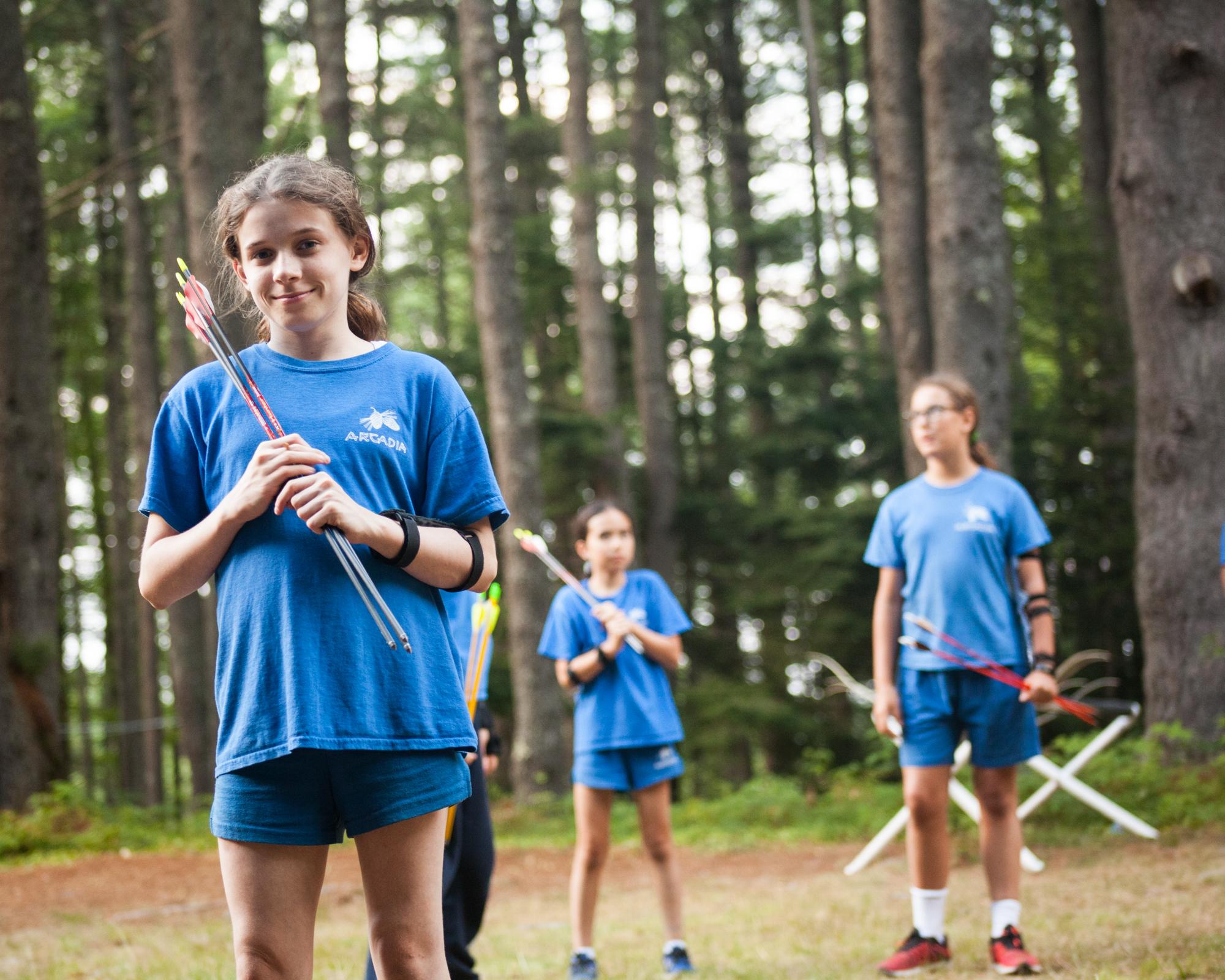 Archery At Arcadia