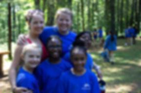 Camp Arcadia Friendship