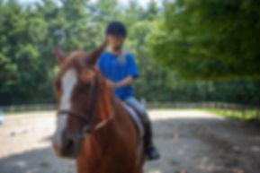 Camp Arcadia Riding