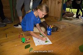 Camp Arcadia Nature
