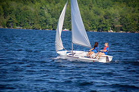 Camp Arcadia Sailing
