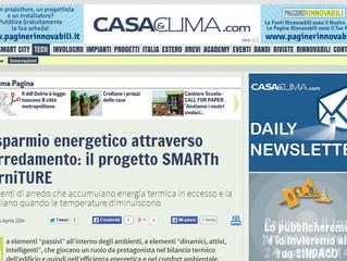 ARTICOLO SU CASA&CLIMA