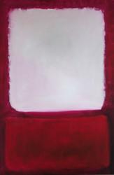 Bianco su rosso