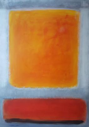 Enjoy orange