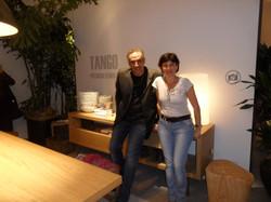 Davide Riva e Patricia Ferro