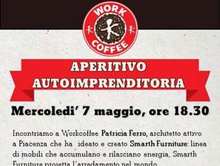 SMARTh FUrniTURE presentato a Piacenza