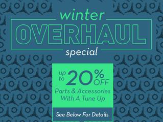 RBM Winter Overhaul Special!