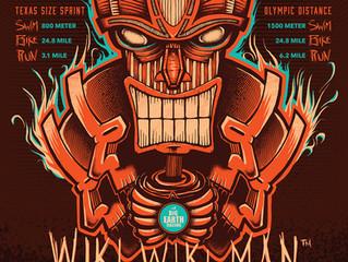 NEW RACE DATE                                       for Wiki Wiki Man Triathlon!