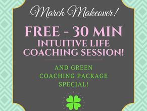 March Makeover Special
