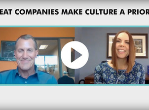 Great Companies Make Culture a Priority