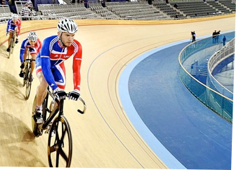 Velodrome - London 2012 Olympic Venue