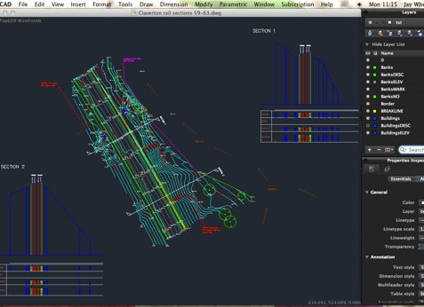 Rail Survey