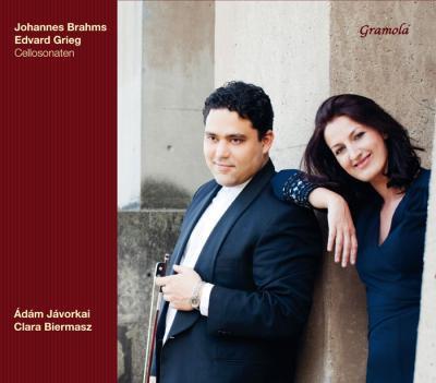 Brahms & Grieg: Cello Sonatas