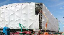Basketball Arena - London 2012 Olympic Venue