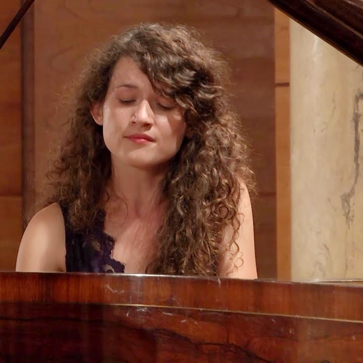 Chopin Piano Recital - Den Haag - Joanna Rózewska