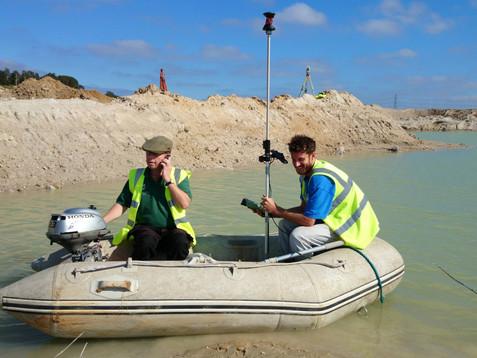 Lake Surveys in Dorset