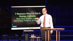 "Response to John Barnett's, ""What is the Catholic Church?"""