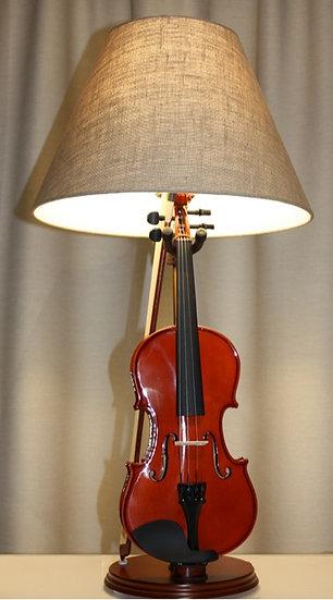 Viool Lamp (Op bestelling)