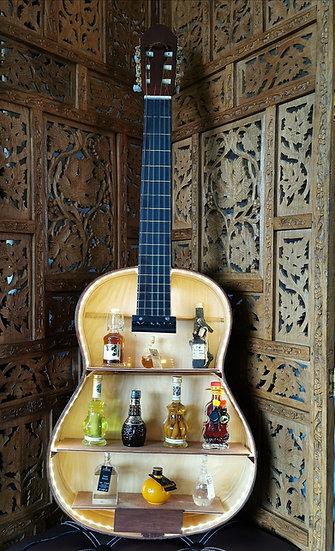 Opnieuw bezochte gitaar (Op bestelling)