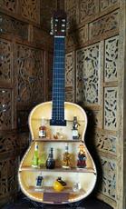 Guitare revisitée