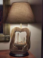 Zeilboot Lamp
