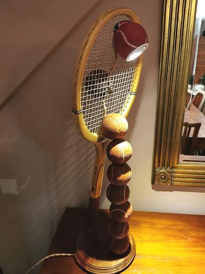 Tennisracket lamp (Op bestelling)